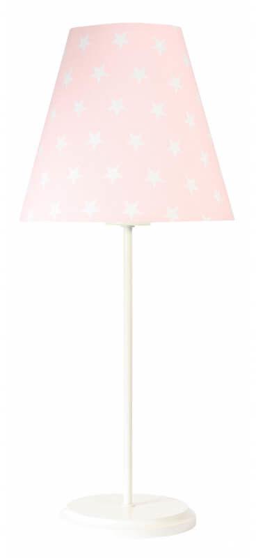 Lampa stołowa Pink Stars