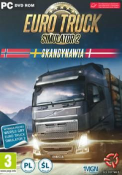 Euro Truck Simulator 2 - Skandynawia - Klucz aktywacyjny Steam
