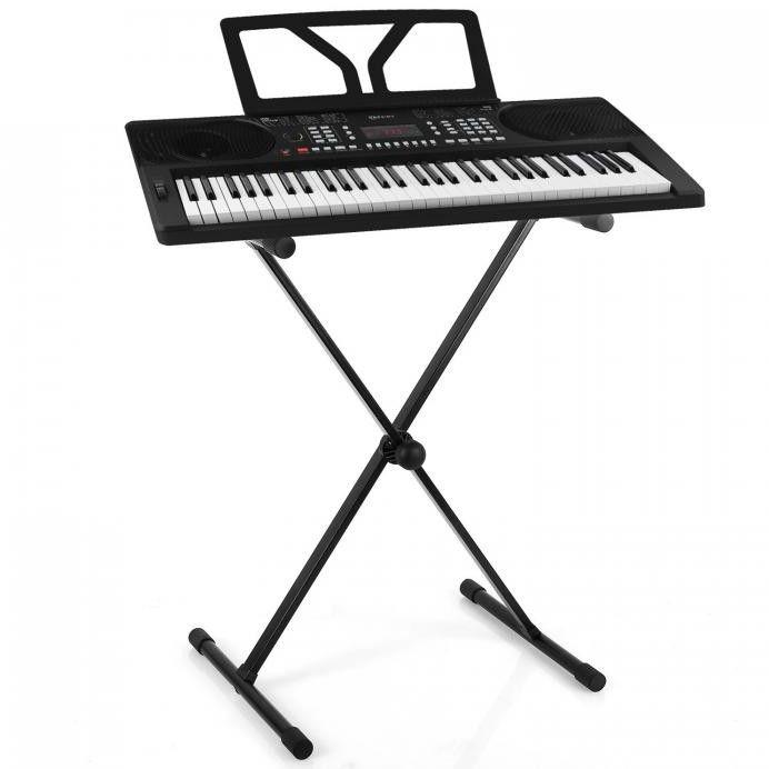 SCHUBERT Etude 225 USB Keyboard do nauki gry ze słuchawkami 61 klawiszy
