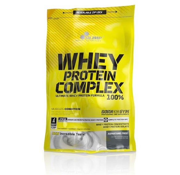 Whey Protein Complex 100% 600g