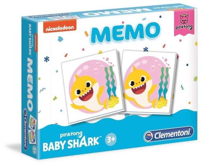Memo Baby Shark - Clementoni