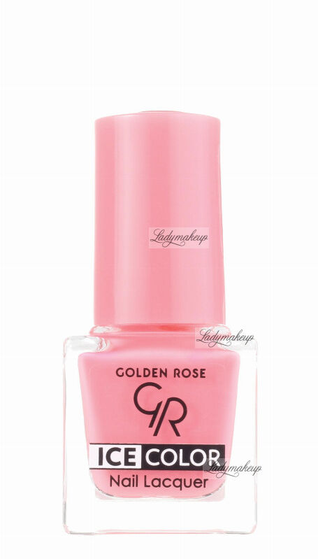 Golden Rose - Ice Color Nail Lacquer  Lakier do paznokci - 136