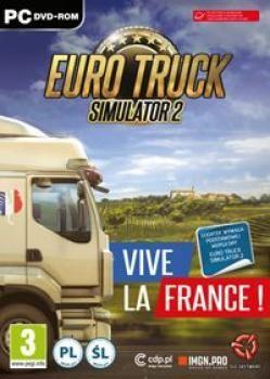 Euro Truck Simulator 2 - Vive la France! - Klucz aktywacyjny Steam Automatyczna wysyłka w ciągu 5 minut 24/7!