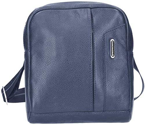 Roncato Panama DLX, Utility Bag z zamkiem błyskawicznym dla mężczyzn rozmiar uniwersalny denim