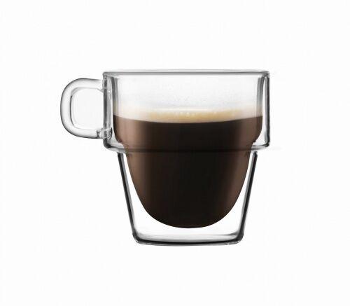 Szklanki termiczne Senso do espresso 6 szt. 150 ml Vialli Design