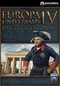 Europa Universalis IV: Rights of Man - Klucz aktywacyjny Steam