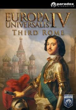 Europa Universalis IV: Third Rome - Klucz aktywacyjny Steam