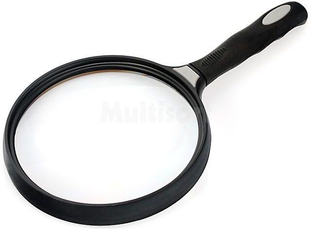 Lupa ręczna fi 130mm 2,5 dioptrii