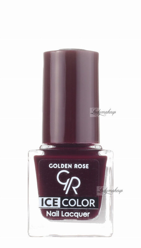 Golden Rose - Ice Color Nail Lacquer  Lakier do paznokci - 128