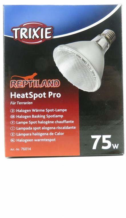 Trixie 76014 HeatSpot Pro, lampa halogenowa do podgrzewania, ø 81  108 mm, 75 W