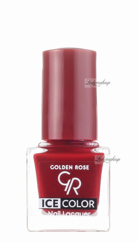 Golden Rose - Ice Color Nail Lacquer  Lakier do paznokci - 127