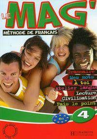 Le Mag 4 Książka ucznia Podręcznik