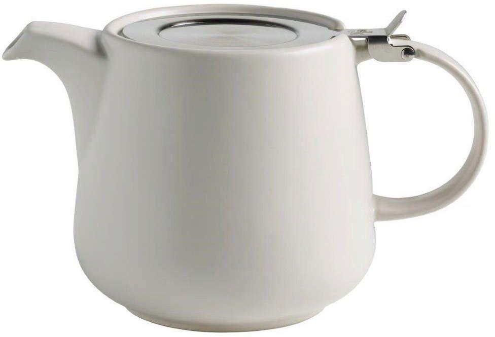 Maxwell & williams - tint - dzbanek do herbaty, biały, 1,20 l - biały