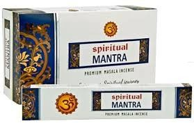 Kadzidełka Mantra Pyłkowe Spiritual 15g