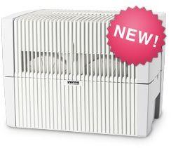 Oczyszczacz powietrza Venta LW 45 z funkcją nawilżania - biały