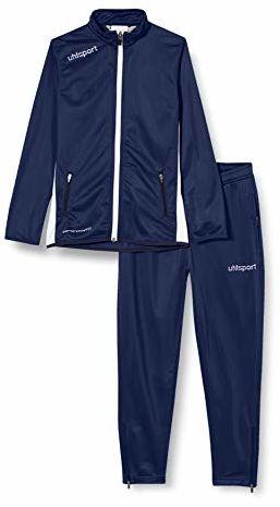 Uhlsport Essential Classic męski garnitur, granatowy/biały, M