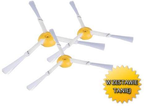 Wirująca szczotka boczna 3-ramienna seria 800 / 900 3 sztuki
