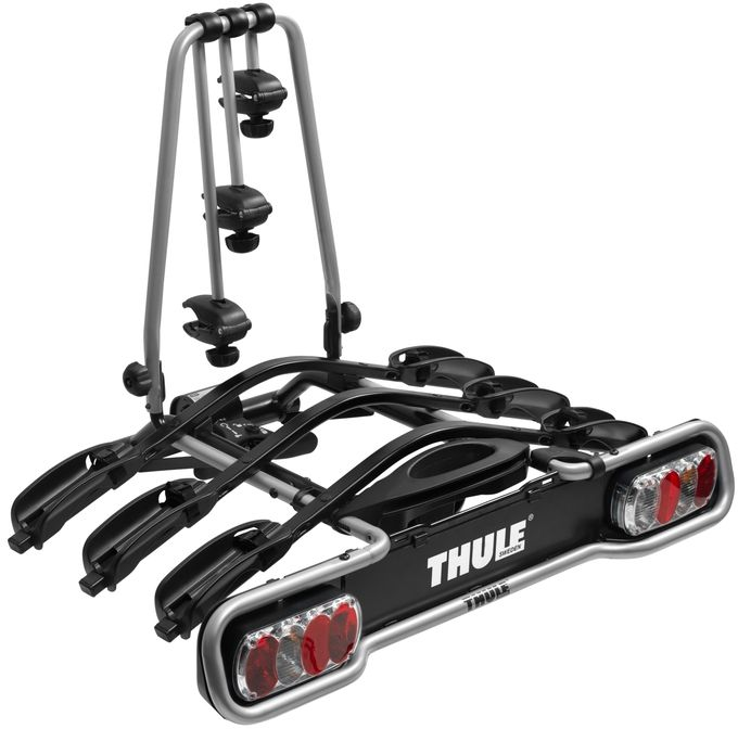 Thule EuroRide bagażnik na hak na 3 rowery