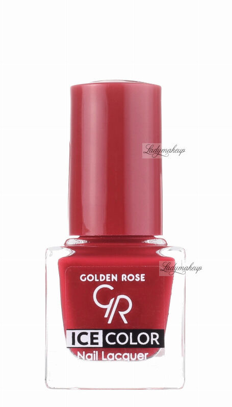 Golden Rose - Ice Color Nail Lacquer  Lakier do paznokci - 126