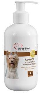 SZAMPON OVER DLA PSÓW RASOver Zoo Szampon dla Psów Rasy Yorkshire Terrier 250 mlY YORKSHIRE TERRIER 250 ML