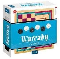 Gra Warcaby/Młynek 2 gry (GXP-593257)