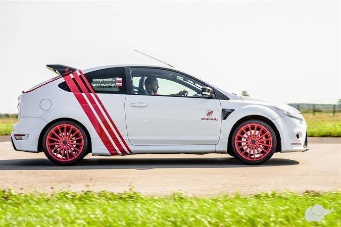Jazda Ford Focus RS Tor Poznań