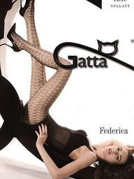"Rajstopy Gatta Federica nr 03 ""Nero"""