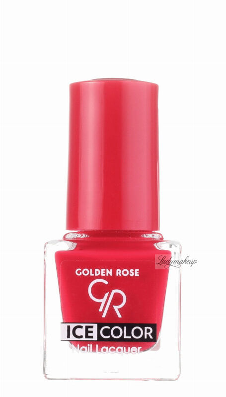 Golden Rose - Ice Color Nail Lacquer  Lakier do paznokci - 125