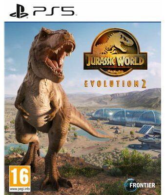 Gra PS5 Jurassic World Evolution 2. > DARMOWA DOSTAWA ODBIÓR W 29 MIN DOGODNE RATY