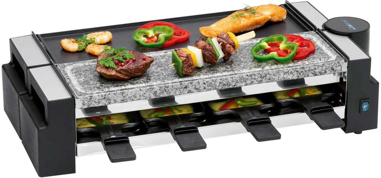 Grill elektryczny stołowy Raclette Clatronic RG 3678