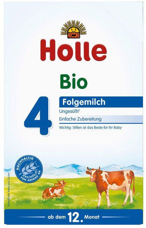 Holle Mleko w proszku następne 4 od 12 miesiąca BIO - 600 g