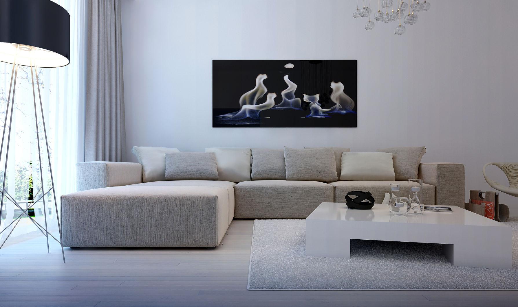 Nowoczesny narożnik SENSEI funkcja spania sofa EC