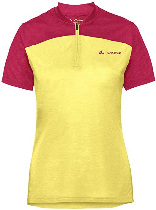 VAUDE Tremalzo koszulka damska żółty Mimosa 44