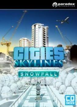 Cities Skylines: Snowfall - Klucz aktywacyjny Steam