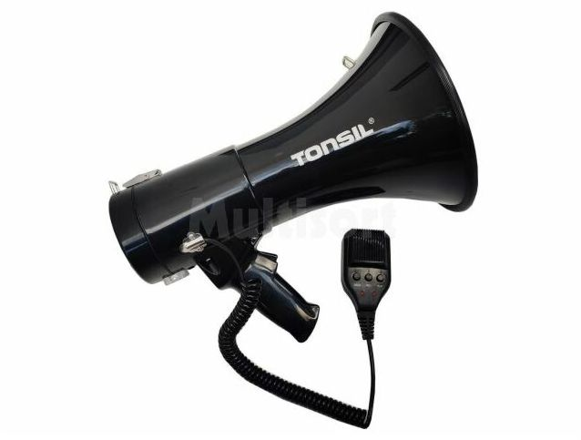 Megafon Tonsil 24/20 USB/MP3/SD z akumulatorem