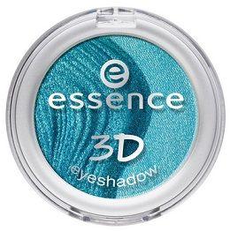Essence 3D Eyeshadow Podwójny cień do powiek 3D 10 Irresistible Summer Sea - 2,8g Do każdego zamówienia upominek gratis.