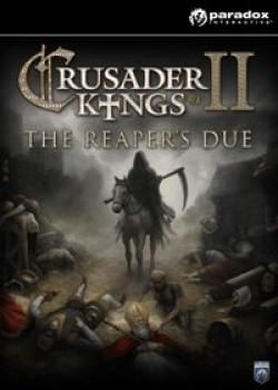 Crusader Kings II: The Reapers Due - Klucz aktywacyjny Steam