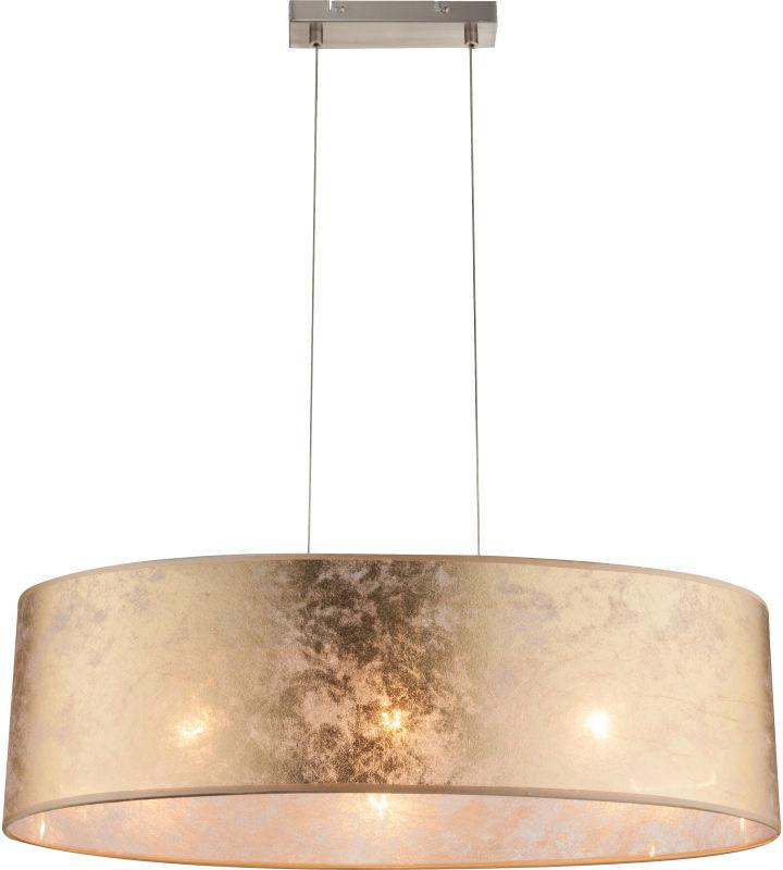 Globo AMY 15187H2 lampa wisząca złota 3xE27 60W 65cm