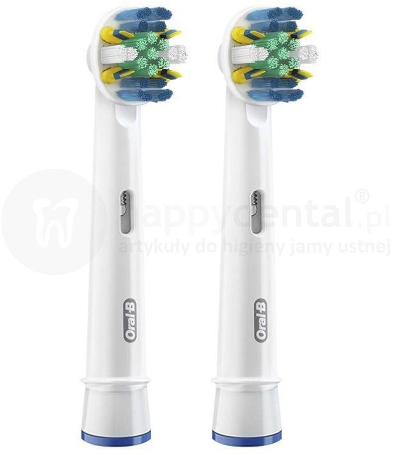 BRAUN Oral-B FlossAction EB25-2 - końcówki do szczoteczki elektrycznej Oral-B 2szt.