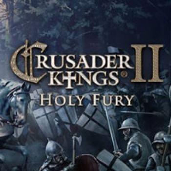 Crusader Kings II: Holy Fury - Klucz aktywacyjny Steam