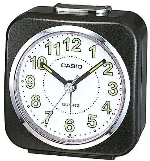 Budzik Casio TQ-143S-1EF Podświetlenie Drzemka
