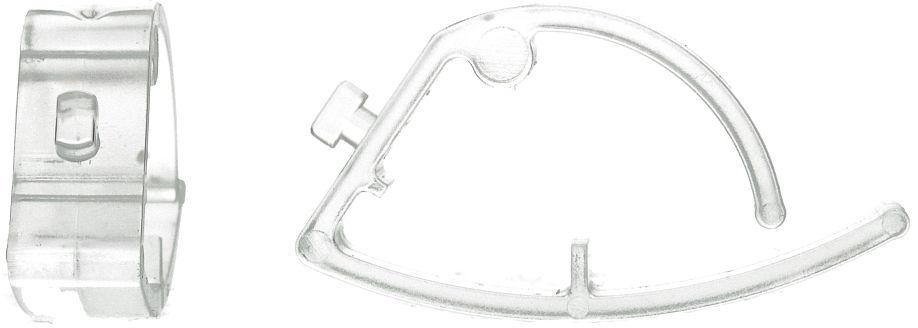 Uchwyt rynnowy AVIK GTR, kompatybilny z kolcami AVIK.