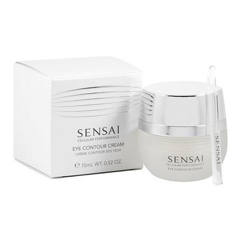 Sensai Cellular Performance Eye Contour Cream Odżywczy krem pod oczy - 15ml Do każdego zamówienia upominek gratis.