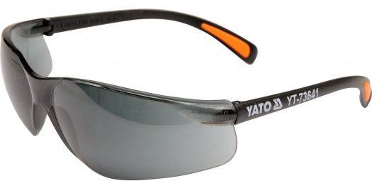 YATO OKULARY OCHRONNE SZARE 73641