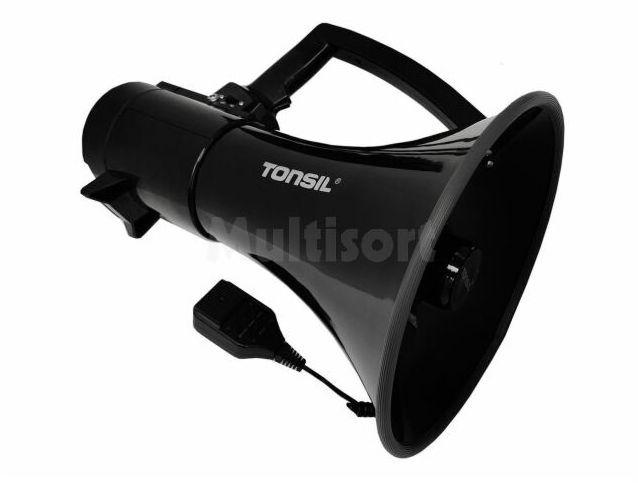 Megafon Tonsil 30/20 z akumulatorem