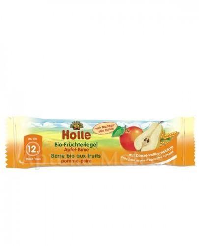 Holle Batonik owocowy jabłko - gruszka - 1 sztuka