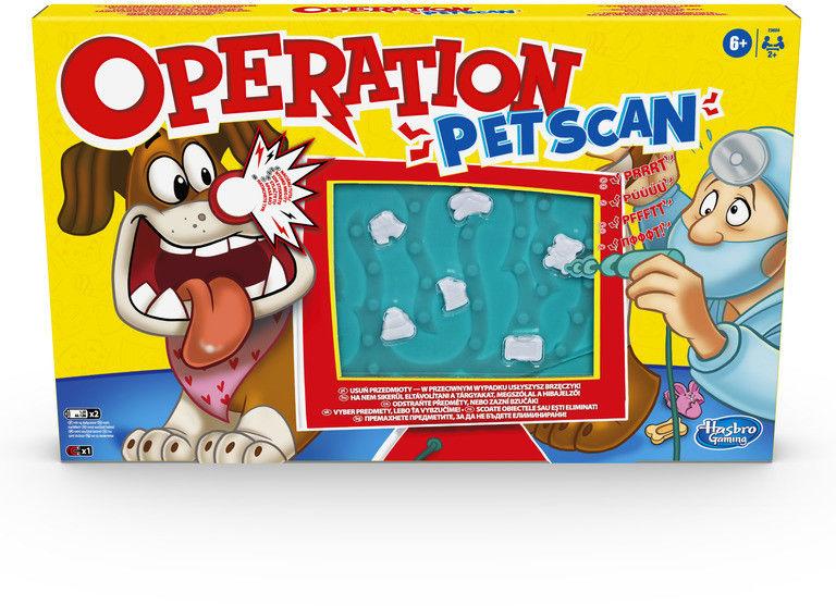 Hasbro - Operacja Pet Scan E9694