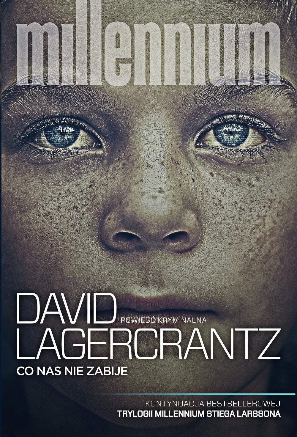 Co nas nie zabije - David Lagercrantz - ebook
