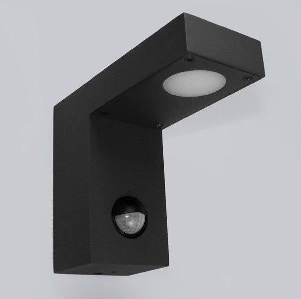 Zewnętrzna lampa LAIA LED z czujnikiem ruchu