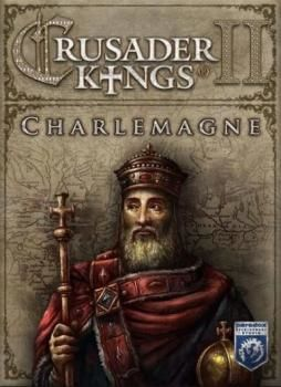 Crusader Kings II: Charlemagne - Klucz aktywacyjny Steam